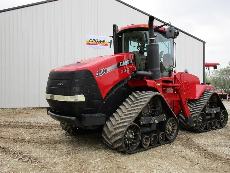 2013 Case IH STEIGER 450 QUADTRAC Tractor For Sale