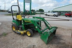 Tractor - Compact Utility For Sale 2005 John Deere 2210 , 22 HP