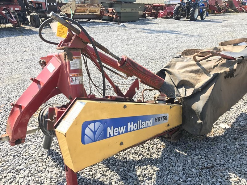 New Holland H6750 Disc Mower For Sale