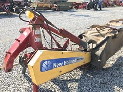 Disc Mower For Sale New Holland H6750