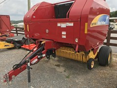 Baler-Round For Sale 2011 New Holland BR7080
