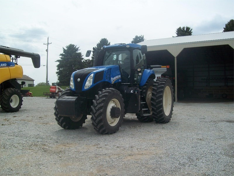 2012 New Holland T8.330 Tractor For Sale