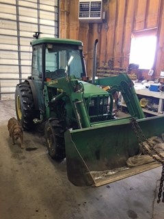 Tractor For Sale 2003 John Deere 5320N