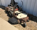 "Riding Mower For Sale: 2004 Grasshopper 720K w/52"" SD manual lift deck, 20 HP"