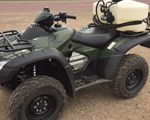 ATV For Sale: 2003 Honda 2003 RINCON TRX650FA 4X4 WITH FIMCO SPRAYER