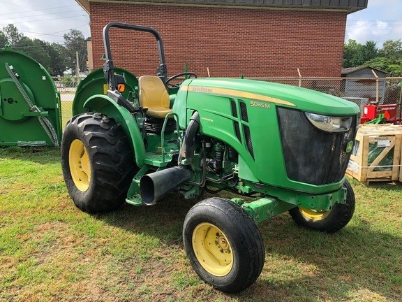 2012 John Deere 5085M Tractor For Sale