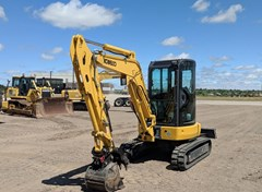 Excavator Mini For Sale:  2018 Kobelco SK35SR-6E