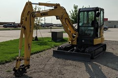 Excavator Mini For Sale:  2018 Kobelco SK55SRX-6E