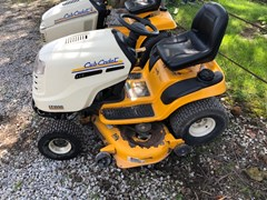 Riding Mower For Sale 2006 Cub Cadet LT1050 , 23 HP