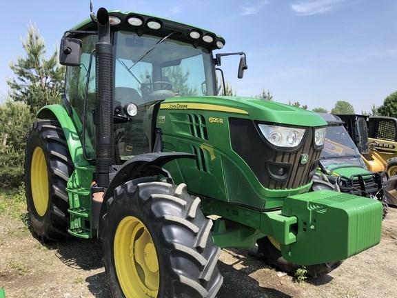 2013 John Deere 6125R Tractor For Sale