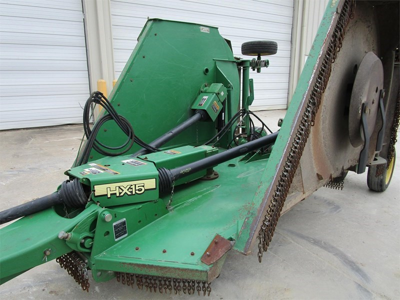 2003 John Deere HX15 Rotary Cutter For Sale