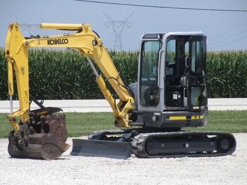 Kobelco SK50SR Excavator-Mini For Sale