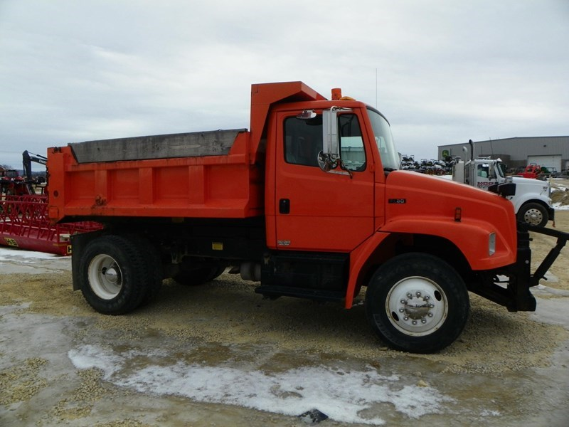 1995 Freightliner FL80 Dump Truck For Sale
