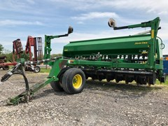 Grain Drill For Sale John Deere 1590
