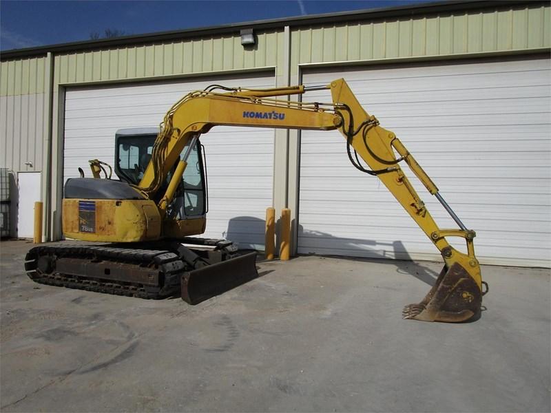 2003 Komatsu PC78 Excavator-Track For Sale
