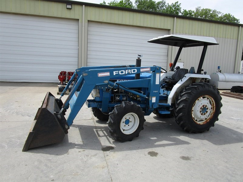 1992 Ford 2120 Tractor For Sale