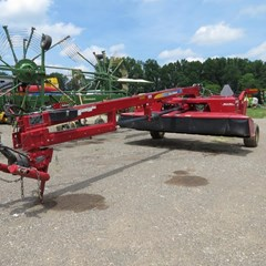 Mower Conditioner For Sale 2012 New Holland H7450