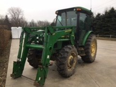 Tractor For Sale 2002 John Deere 5520 , 75 HP