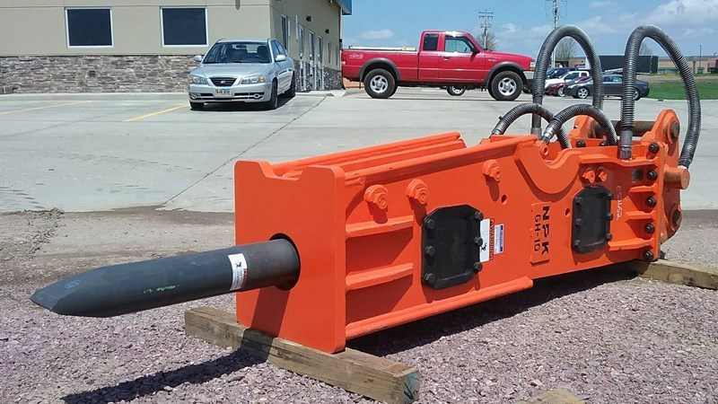 2018 NPK GH-10 Hammer For Sale