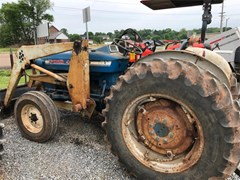Tractor For Sale Ford 4000SU , 55 HP