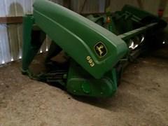 Header-Corn For Sale:  2005 John Deere 693