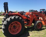 Tractor For Sale: 2014 Kubota mx4700, 51 HP