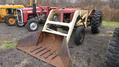 Tractor For Sale 1958 Massey Ferguson 65 , 45 HP