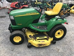 Riding Mower For Sale 2003 John Deere X485 , 25 HP
