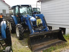 Tractor For Sale 2008 New Holland TL80A , 69 HP