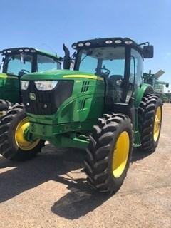 Tractor For Sale 2014 John Deere 6140R , 140 HP