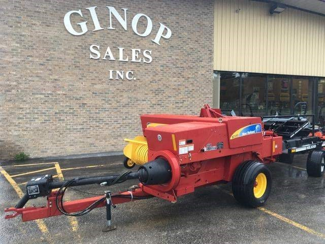 2011 New Holland BC5060 Baler-Square For Sale