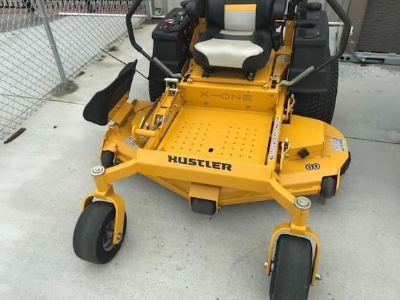 2017 Hustler X0NE 60FX730 Riding Mower For Sale
