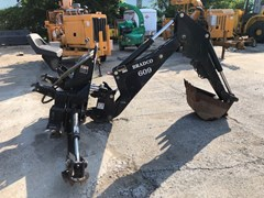 3 Point Backhoe Attachment For Sale Bradco 8609X