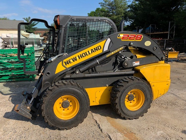 New Holland L228 Skid Steer For Sale