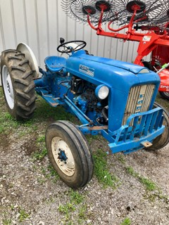 Tractor For Sale:  1963 Ford 2000 , 36 HP