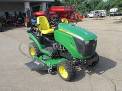 Tractor For Sale 2013 John Deere 1025R , 24 HP