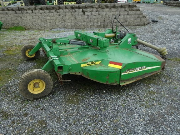 2002 John Deere HX10 Rotary Cutter For Sale