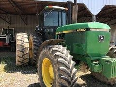 Tractor For Sale 1983 John Deere 4650 , 165 HP