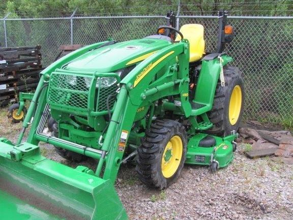 2015 John Deere 3039R Tractor For Sale