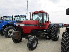 Tractor For Sale 1988 Case IH 7110 , 144 HP
