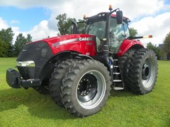 Tractor For Sale 2015 Case IH MAGNUM 380 CVT , 380 HP