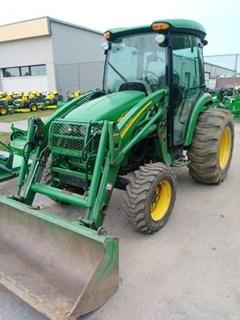 Tractor For Sale:  2008 John Deere 4720 , 58 HP