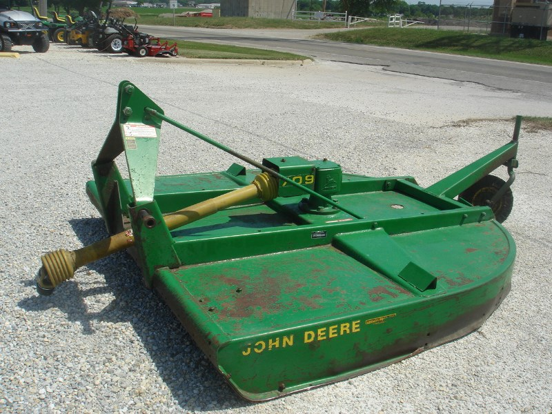 Photos of 1994 John Deere 709 Rotary Cutter For Sale » AHW