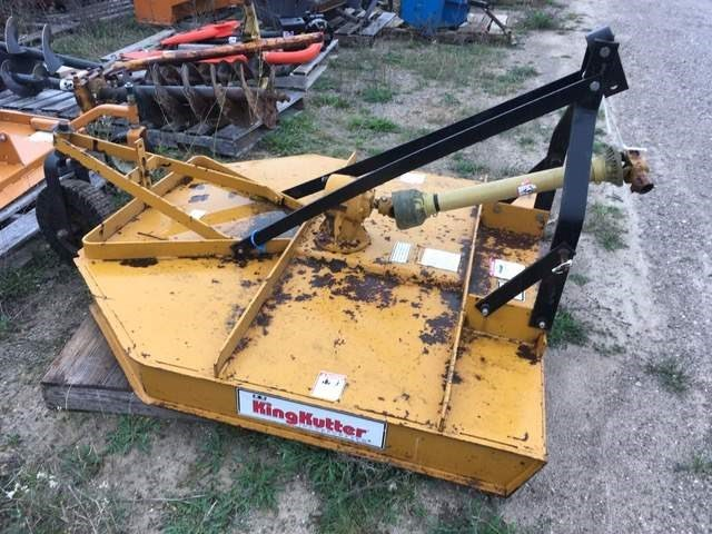 King Kutter L-60-40-P-Y Rotary Cutter For Sale