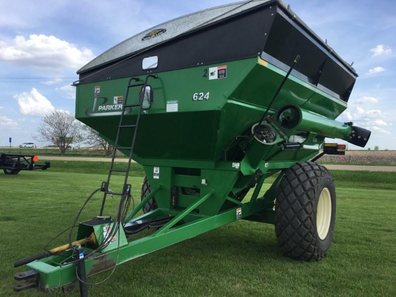 2008 Parker 624 Grain Cart For Sale