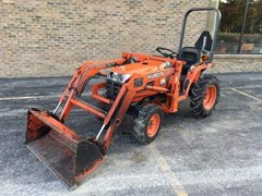 Tractor For Sale:  1999 Kubota B7300HSD