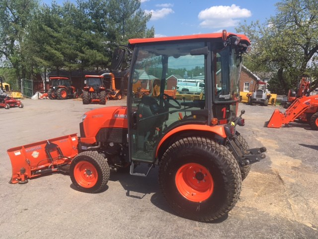 Kubota B2650HDC Tractor For Sale