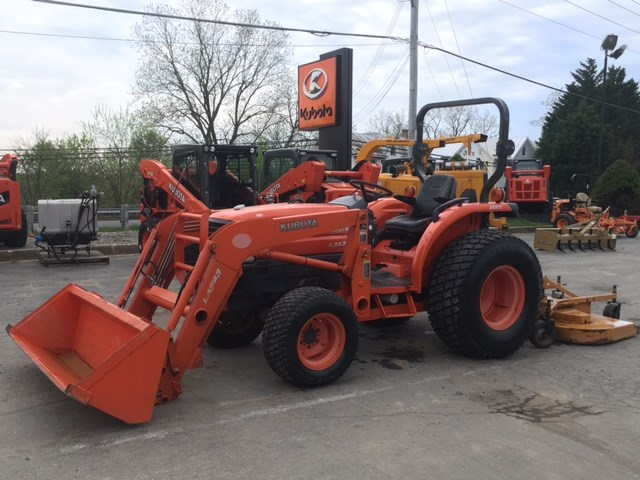 2004 Kubota L3130 Tractor For Sale