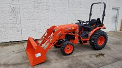 Tractor For Sale 2018 Kubota B2650HSD , 26 HP