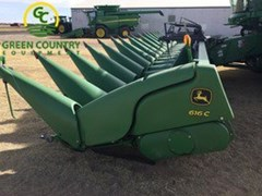 Header-Corn For Sale 2013 John Deere 616C